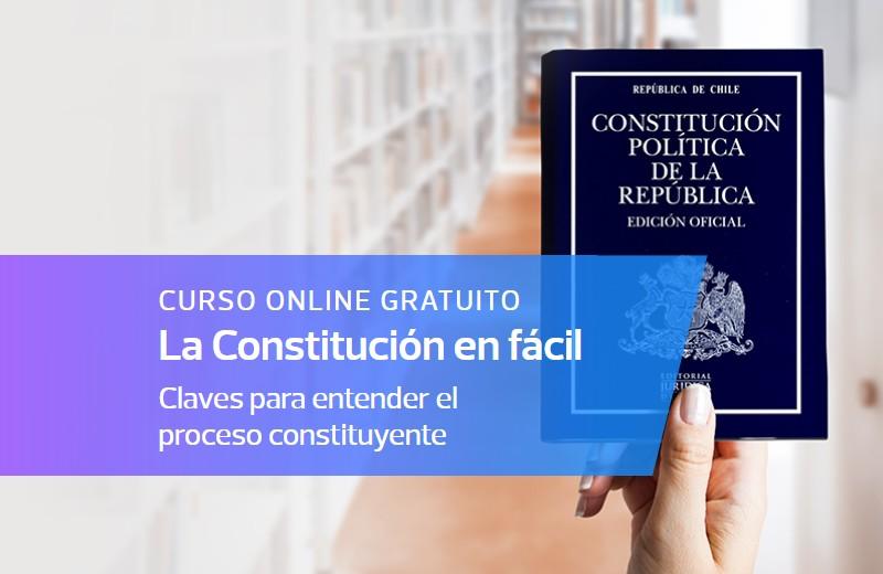 Curso Gratuito De La Universidad De Los Andes Para Estudiar La Constitucion Chilena Cursos Gratis